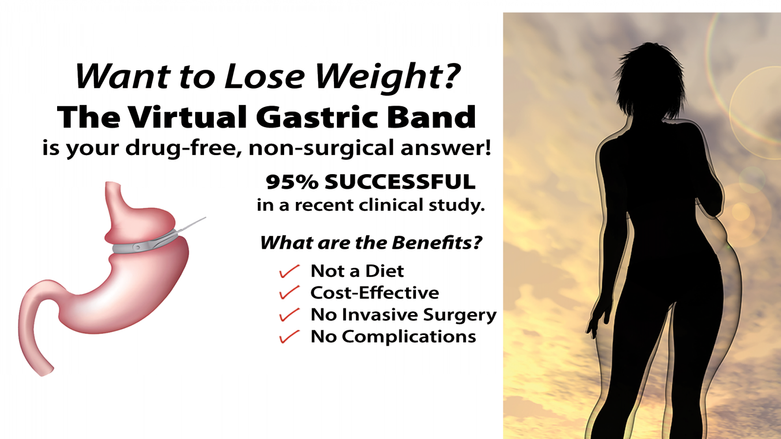 Lose Weight with Virtual Gastric Band